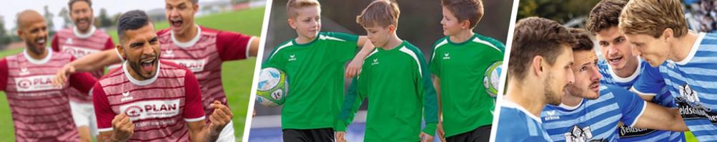 Voetbalkleding - soccer2fashion - specialist teamwear