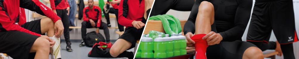 Voetbal short - soccer2fashion - groot aanbod bekende merken