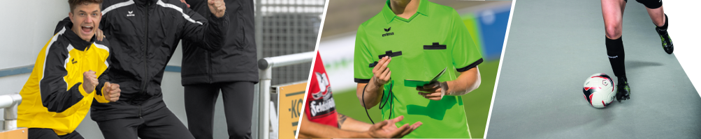 Scheidsrechterkleding - voetbal - soccer2fashion