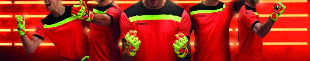Voetbal keeper