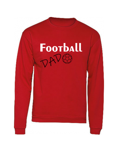 FOOTBALL DAD SWEATER
