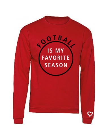 FAVORITE SEASON (FOOTBALL) SWEATER